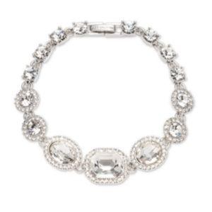 Givenchy Pavé & Stone Flex Bracelet